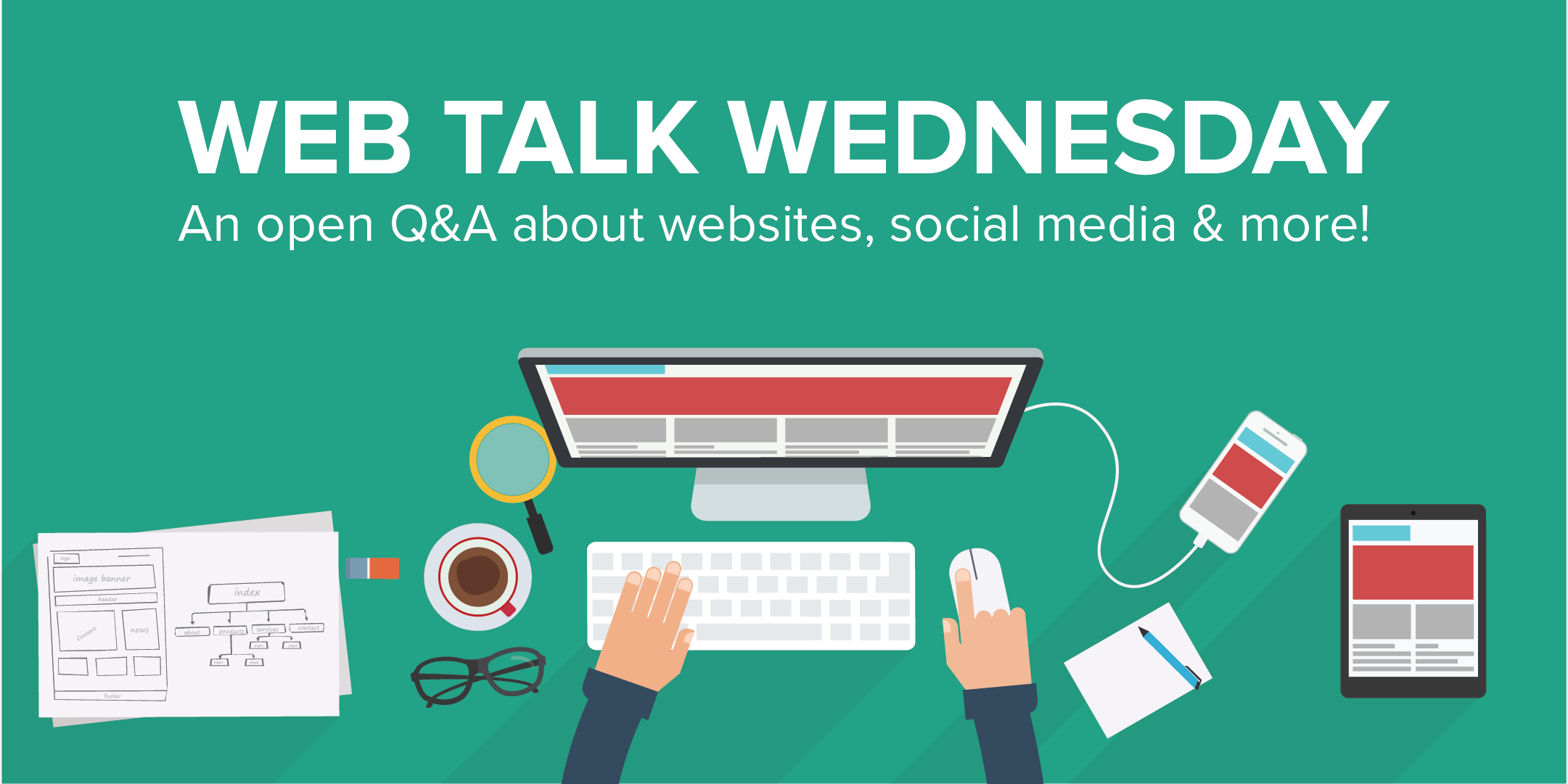 Web Talk Wednesday
